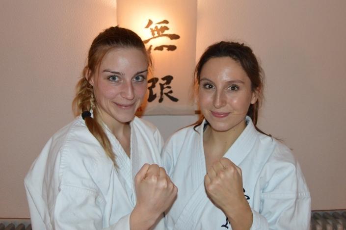 Karate Do macht Spaß