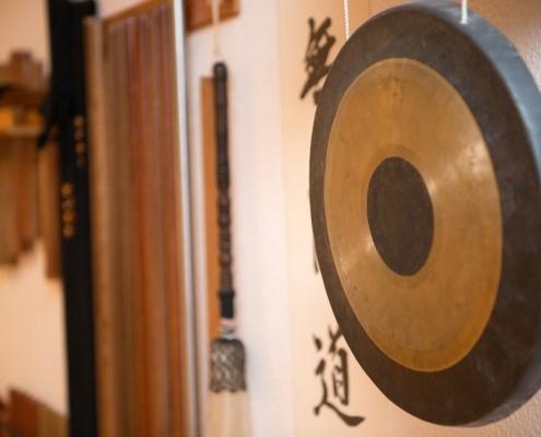 KLangschale, Gong, Meditation